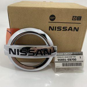 Logo Trước Nissan NAVARA 90891EB700