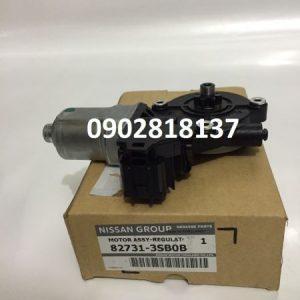 827313SB0A Motor nâng hạ kính Navara D40T sau trái