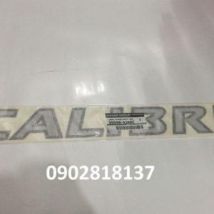 990984JA0C Tem xe CALIBRE
