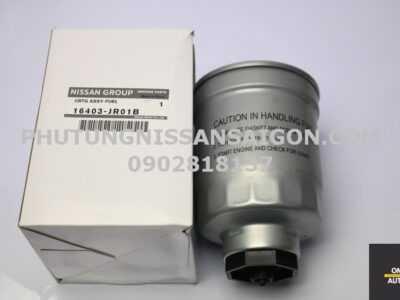 16403JR01B lọc nhiên liệu tinh nissan Navara D40T