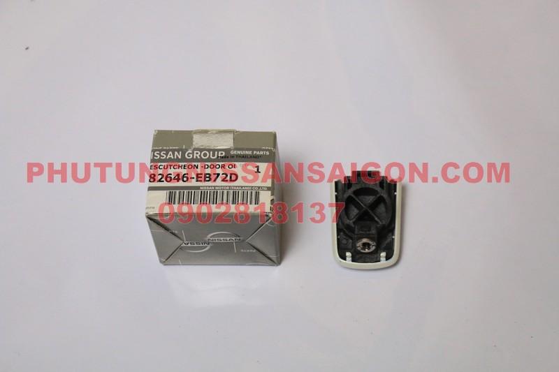 82646EB72D Tay nắm cửa phần ngắn Nissan NAVARA D40T