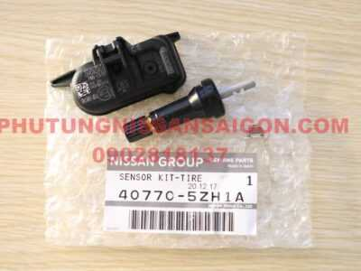 407705ZH1A cảm biến áp suất lốp xe Nissan Terra JD23TT chính hãng