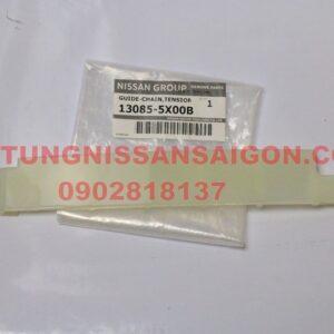 130855X00B Miếng đỡ xích cam Nissan Navara D23T NP300