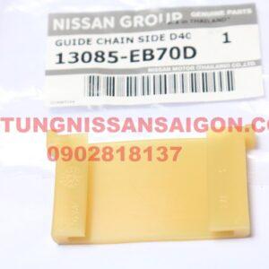 13085EB70D Miếng tỳ xích cam trong Nissan Navara D40T